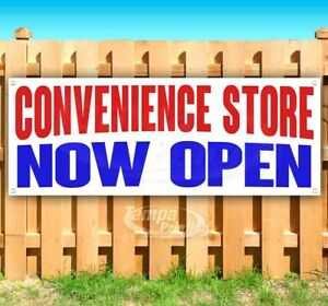 CONVENIENCE STORE Banner Sign