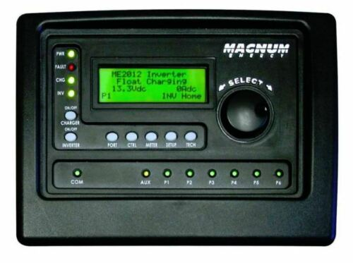 DIGITAL LCD DISPLAY Magnum ME-ARTR ADVANCED ROUTER REMOTE CONTROL