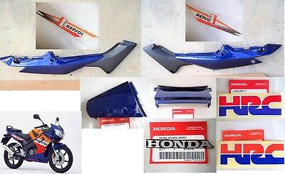 CBR 125 R Repsol 12-13 Heckverkleidung NEU// Rear Fairing left NEW original Honda