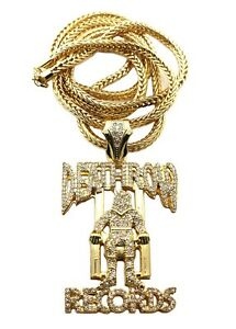 ICED-OUT-DEATHROW-RECORDS-PIECE-WITH-36-034-FRANCO-CHAIN