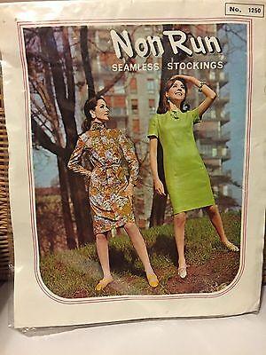 Exciting! Vintage springfoot cinnamon nude pantyhose w
