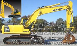 Komatsu Excavator Pc200lc6 Pc210lc6 Pc220lc6 Pc250lc6 Service. Is Loading Komatsuexcavatorpc200lc6pc210lc6pc220lc6. Wiring. Komatsu Pc220lc Wiring Diagram At Scoala.co
