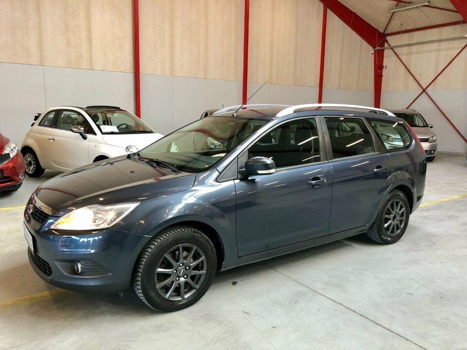 Ford Focus 1,6 TDCi 109 Trend Collection stc. Diesel