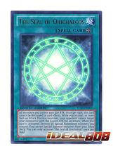 YUGIOH x 1 The Seal of Orichalcos - LC03-EN001 - Ultra Rare - Limited Edition Ne