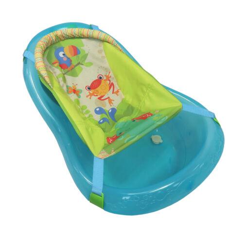 RINSER /& BOTTLE ! BABY NEWBORN WASH BATH TUB W// FREE SUPPORT SLING