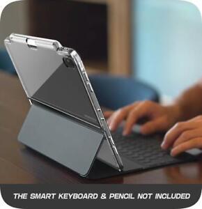 b56e149f64 i-Blason iPad Pro 11/12.9 Case 2018 Smart Keyboard Compatible Cover+ ...
