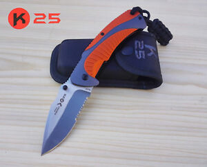 NAVAJA-TACTICA-K25-19785-ENERGY-HOJA-8-7-CM-KNIVES-MESSER-COLTELLO
