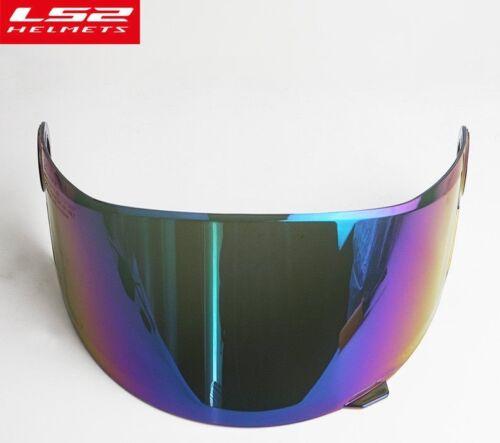 Visiera originale casco Ls2 cr1 ff385 ff358 ff322 ff396 specchio arcobaleno