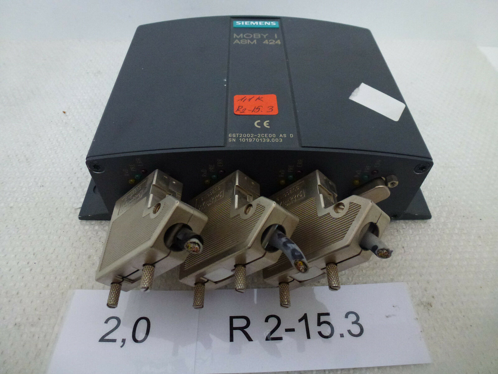 Siemens 6GT2002-2CE00, Moby I Asm 424
