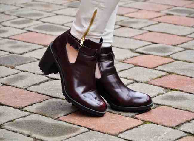 ZARA NEW ANKLE BOOTS SIZE
