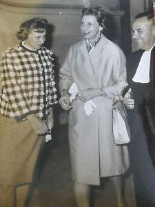 Photo-presse-vintage-1963-Proces-du-General-Vanuxem