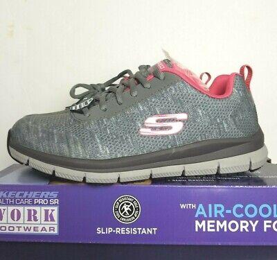 Skechers for Work 77217W For Womens Comfort Flex SR HC Pro Health