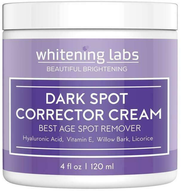 Dark Spot Corrector Best Skin Age Remover For Face Hands Body No Hydroquinone 4 For Sale Online Ebay