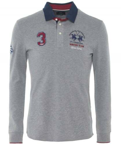 Fit Regular Mmp312 Cotone Aspen Grigio Stretch Polo Team Martina Shirt Luxury La qw74T1a4
