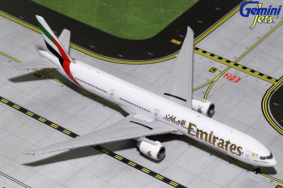 mejor precio Emirates Boeing 777-300ER Expo 2020 Geminijets 1 400 400 400 Diecast modelos gjuae 1770  en linea