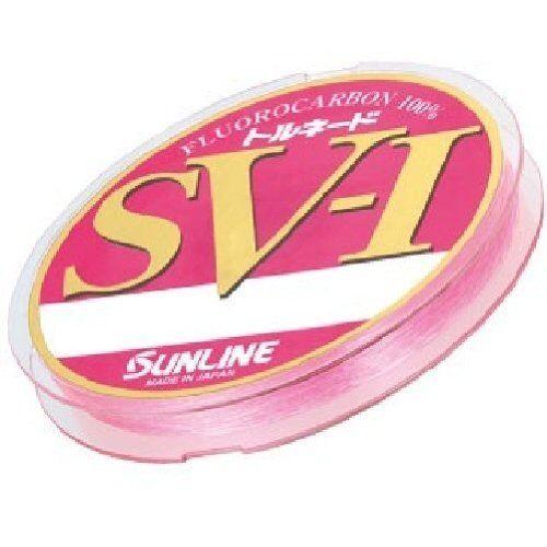 SUNLINE Harisu Tornado SV1 HG Flugoldcarbon 100m Magical Pink