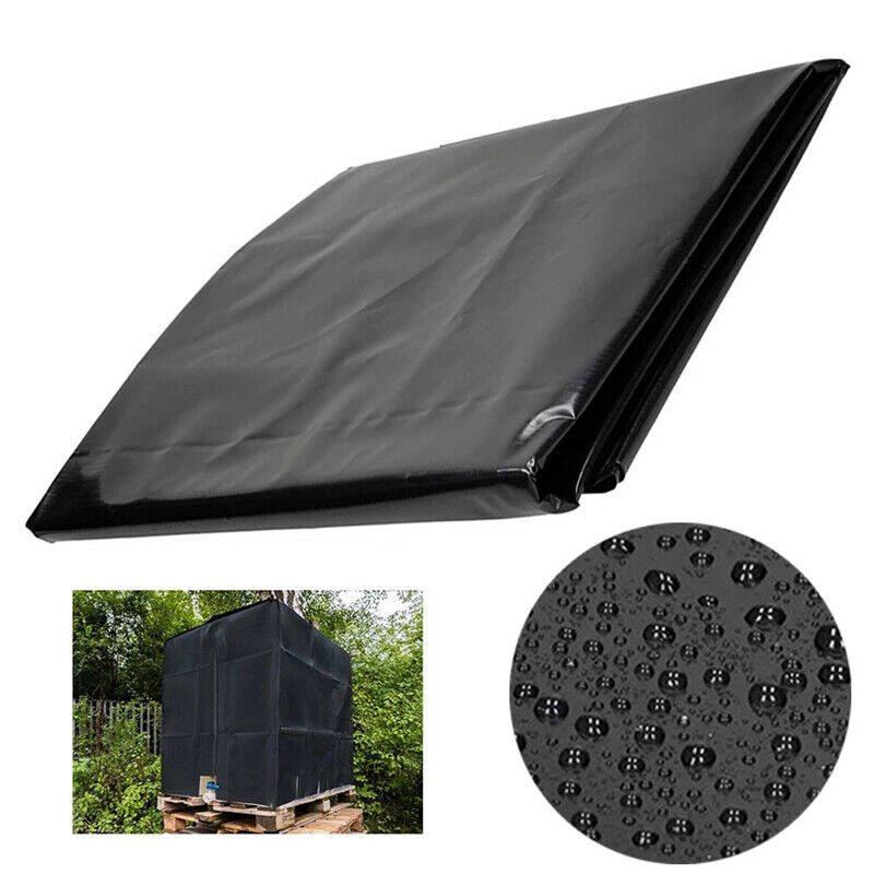 1000 liters IBC container aluminum foil Oxford cloth waterproof dustproof cover