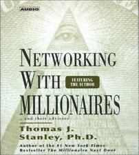 Networking with Millionnaires Stanley Ph.D., Thomas J. Audio CD
