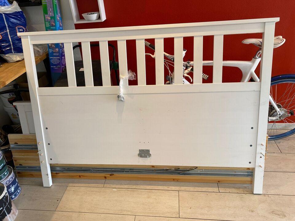 Elevationsseng, Ikea, b: 90 l: 200