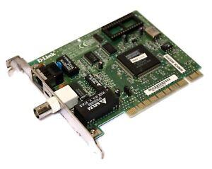 D-Link-DE-530-Rev-B4-10Mbps-PCI-Network-Interface-Adapter-NIC-Card-5591