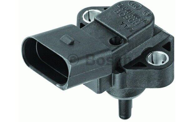BOSCH Sensor presión de sobrealimentación para AUDI A8 A6 0 281 002 326