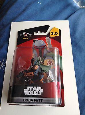 Disney Infinity 3.0: Star Wars Boba Fett Figure - New