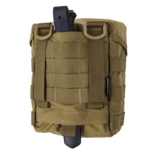 Helikon-Tex E/&E Pouch MOLLE Mehrzweck-Tasche RAL 7013 Cordura® Bushcraft