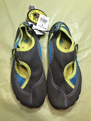 NEW Body Glove Women/'s Barefoot 3 Water Shoes Pink//Grey 153G tz