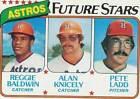 1980 Topps Astros Future #678 Baseball Card