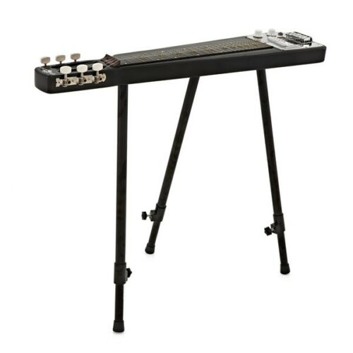 Lap Steel Guitar and Stand by Gear4music