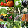 Heirloom Garden Variety vegetable seed Non-GMO seeds bank survival organic plant
