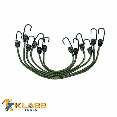 """30/"""" Inch Heavy Duty Camouflage Elastic Stretch Cord Bungee Cord Tie Down"""