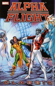 Alpha Flight Classic TPB By John Byrne #3-1ST NM 2011