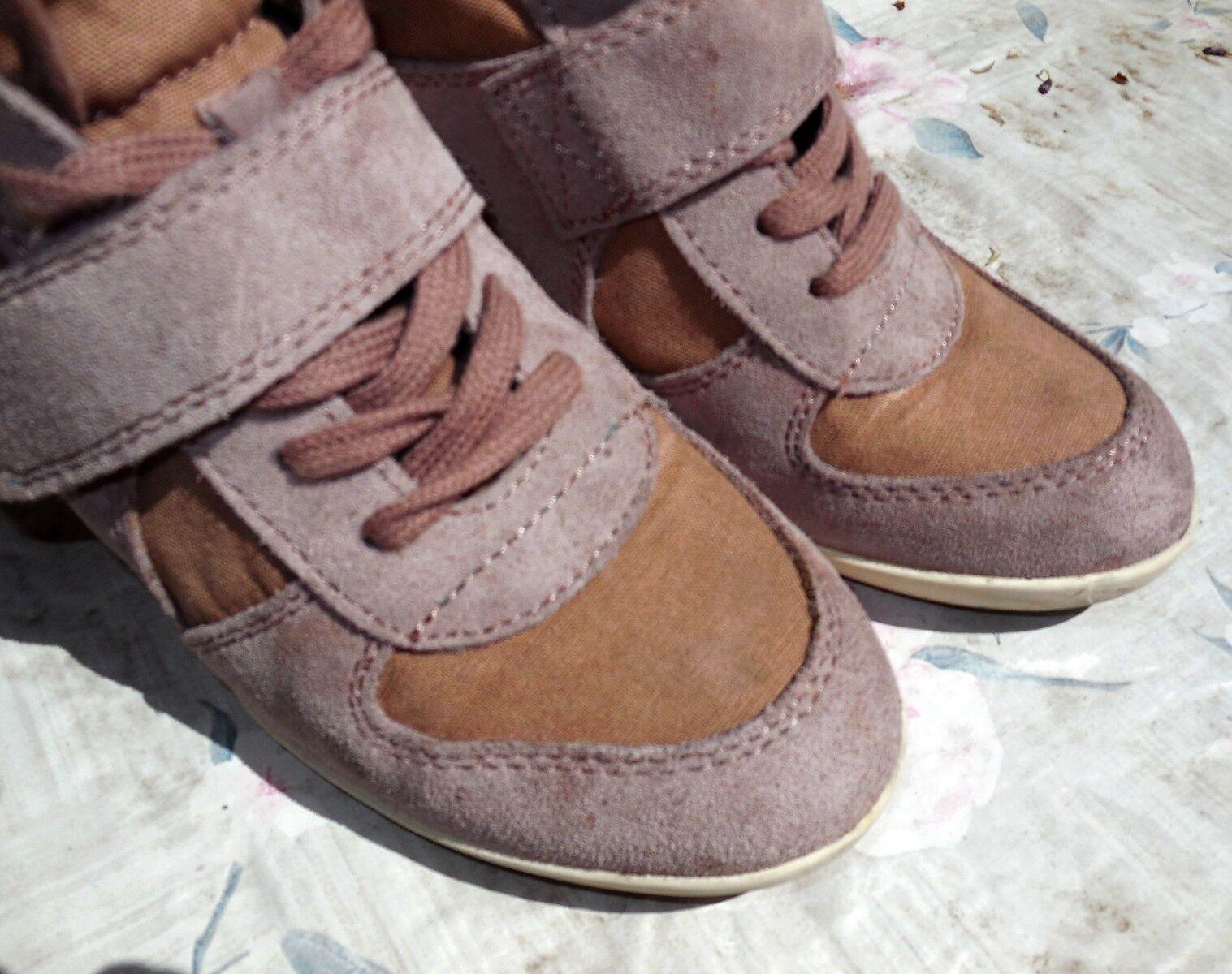 ASH Stiefeletten Bowie Stiefeletten ASH Wedges Sneakers Hidden Wedges Keilabsatz Gr 37 315e84