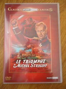 DVD-el-Triunfo-de-Michel-Strogoff-VF-Fr-como-Nuevo
