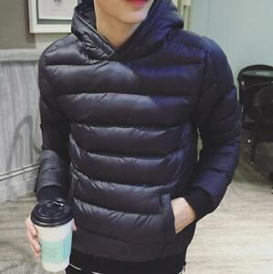2019-Mens-Cotton-coat-Thicken-Warm-Pullover-Hooded-Coats-Winter-Casual-Outwear