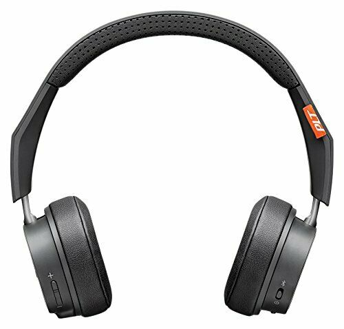 Plantronics BackBeat 505 Wireless Bluetooth Sport Headphones  Black 1