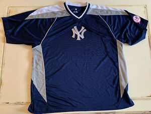 Details about Team Nike MLB Genuine Merchandise New York Yankees Pullover  Jersey Shirt XL