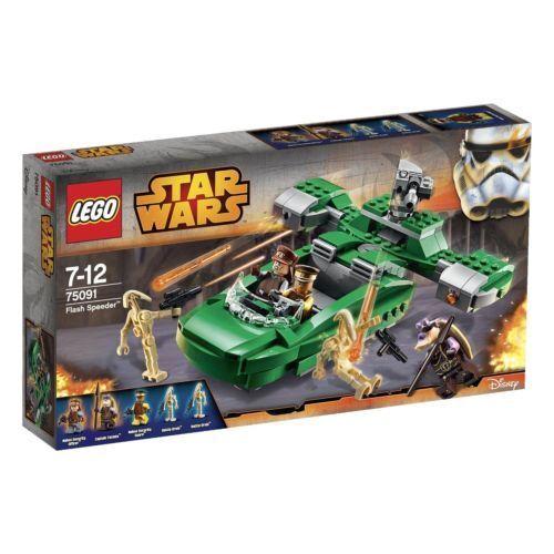 LEGO 75091  Star Wars Flash Speeder - Brand New