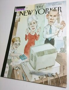 The-New-Yorker-Magazine-11-11-2013-Allen-Ginsberg-RIP-Lou-Reed-Barack-Obama-NM