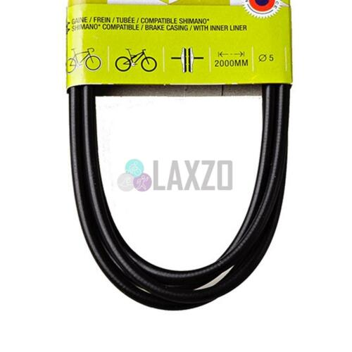 Transfil Shimano Kble Outer Brake Casing MTB /& Road Bike 5mm X 2000mm Black