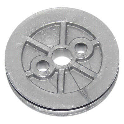 KNEX 10 Silver Pulley-Tire Insert - 1.5 in. Standard Parts ...