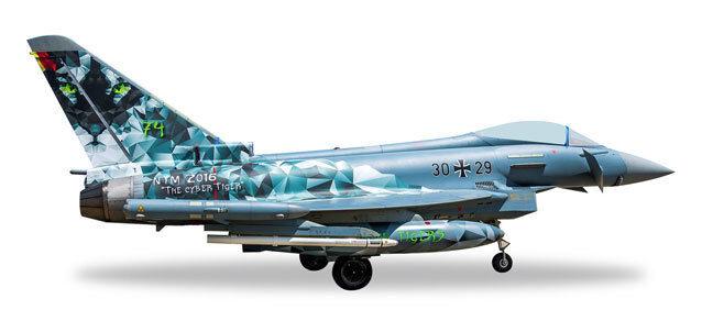 Eurofighter Typhoon Luftwaffe TaktLwG 74 1 200 Herpa