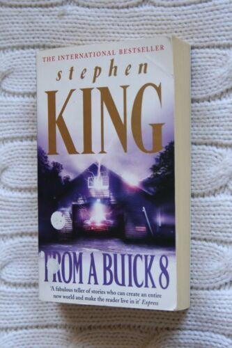 1 of 1 - From a Buick 8 by Stephen King (Paperback, 2002)Like new, free shipping+tracking