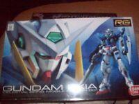 Ban Dai Rg-15 1/144 Gundam Exia Gundam Model Kit Premium Bandi Limited Model