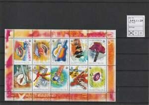 Australië postfris 2001 MNH sheet 2021-2030 - Rockmuziek (X144)