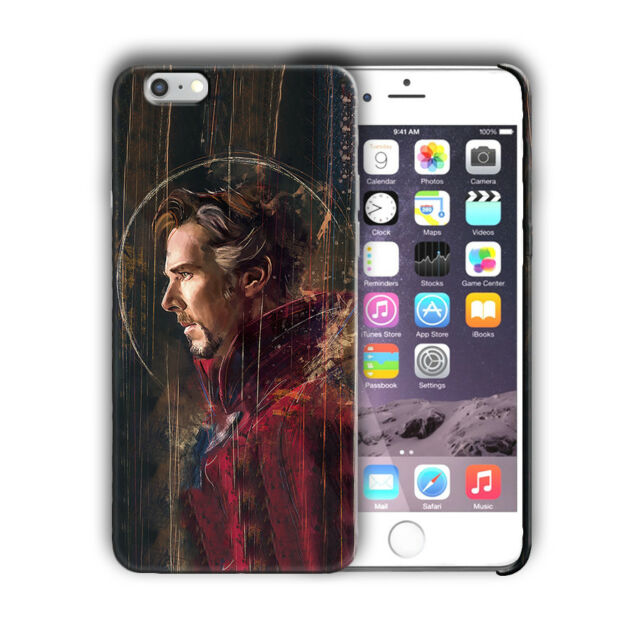 Doctor Strange iPhone 4S 5 6 6S 7 8 X XS Max XR 11 Pro Plus SE ...