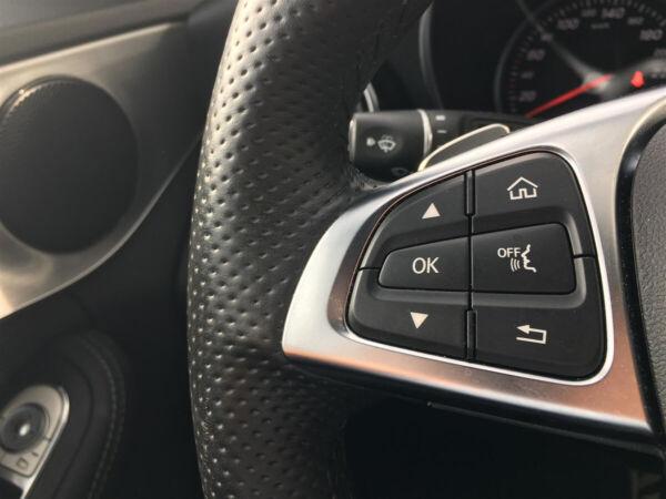 Mercedes C250 2,0 AMG Line stc. aut. billede 13