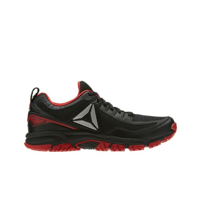 b640f76c70410b Reebok Ridgerider Trail 2.0 BD2246 Black Red Silver Mens US Size ...
