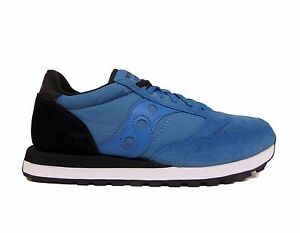 80da6dbf35f2 Saucony Men s Jazz Original ST Running Shoes Blue Black S70194-2 a1 ...